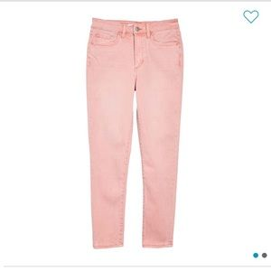 NWT Joes Jeans Mellow Rose Cropped Jeans